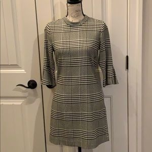 NEW H&M Plaid Dress Size 6